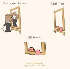 I;m still a kawaii potato