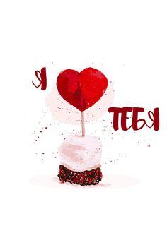 Скрапбукинг, рукоделие, Карточки ко дню Святого Валентина