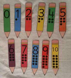 Math Activities For Kids, Fun Math, Homeschool Kindergarten, Preschool Math, Math Crafts, Kids Art Class, New Classroom, Teaching Aids, Math Workshop