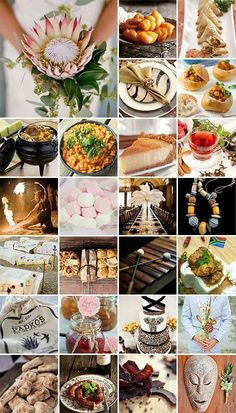 """YesBabyDaily 's african wedding ideas Photo. Pinned in """"Wedding food & drinks"""" . See the bigger picture! African Wedding Theme, African Theme, Wedding Themes, Wedding Decorations, Wedding Ideas, African Safari, Wedding Menu, Party Wedding, Wedding Cake"""