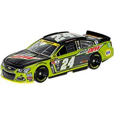 Chase Elliott Action Racing 2016 #24 Mountain Dew Regular Paint 1:64 Scale Die-Cast Car