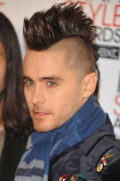Mohawk Hairstyles 30 Mohawk Hairstyles For Men  Pinterest  Mohawks Haircuts And