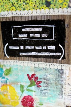 beautiful soul, soul book from Melody ross at brave girls Art Journal Inspiration, Creative Inspiration, Brave Girl Quotes, Creative Connections, Art Journal Pages, Art Journaling, Human Soul, Beautiful Yoga, Girls Club