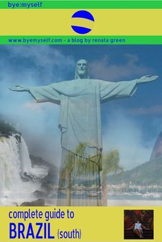 Recommendations and thoroughly researched information on travelling Brazil - bye:myself.