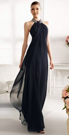 The Pronovias 2013 Cocktail Long Dress Collection provides gorgeous gowns in a variety of colors and styles that you will love. Beautiful Gowns, Beautiful Outfits, Elegant Dresses, Pretty Dresses, Bridesmaid Dresses, Prom Dresses, Formal Dresses, Chiffon Dresses, Dress Prom