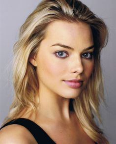 The stunning Margot Robbie