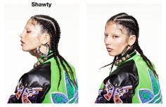Oyster Beauty: 'Shawty' Starring Jessica Gomes | Fashion Magazine | News. Fashion. Beauty. Music. | oystermag.com