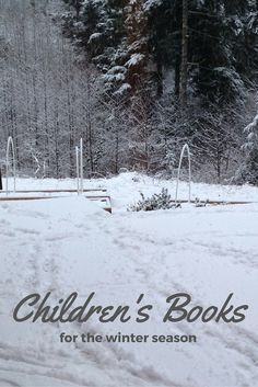 Check out these fabulous children's books about winter. Keep kids excited about the outdoors in the coolest months of the year!