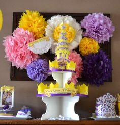 Sofia the First/disney jr Premiere Movie Party Party Ideas | Photo 8 of 57 | Catch My Party