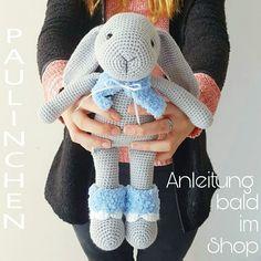 Paulinchen the rabbit