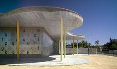 "NEW INFANT PAVILION FOR THE PUBLIC PRIMARY SCHOOL ""LA BARROSA"" - Picture gallery"