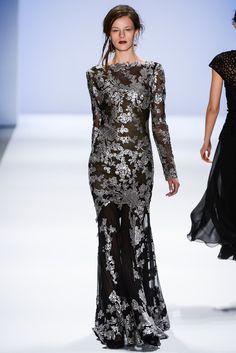 Tadashi Shoji Fall 2013 Ready-to-Wear Fashion Show - Kayley Chabot