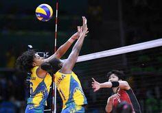 Blog Esportivo do Suíço: Em dia de atuação de gala, Brasil bate Japão e se classifica no vôlei
