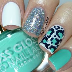 Awesome nail design super easy I recommend it!