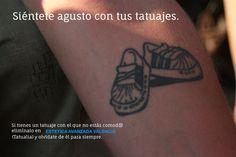 ELIMINACIÓN TATUAJES - www.eliminaciontatuajesvalencia.com
