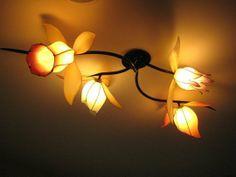 Hiih Gallery Handmade Paper Lights