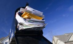 Each year, we each get nearly 560 pieces of junk mail and waste about 8 hours dealing with it. Here are some ways to stop this incredibly wasteful annoyance