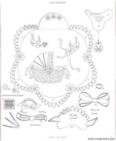 Gallery.ru / Фото #37 - Рисунки и шаблоны для пергамано-3 - Vladikana