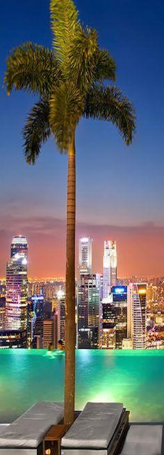 Marina Bay Sands #Singapore