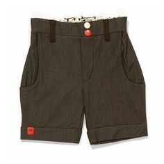 Albababy - Edward knickers brown 122 - zomer '15