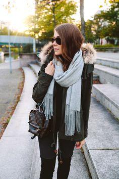 #winter #street #style