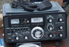 Yaesu FT-101E such a awesome radio