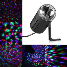 Mini Projector RGB DJ Disco Light Stage Wedding Party Laser Spot Lighting Show - http://musical-instruments.goshoppins.com/stage-lighting-effects/mini-projector-rgb-dj-disco-light-stage-wedding-party-laser-spot-lighting-show/