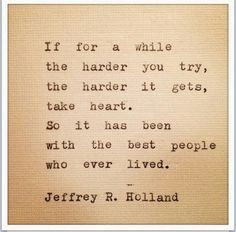 Jeffrey R. Holland! Love him♥