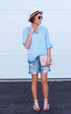 Hello Fashion: Hey Boyfriend Shorts