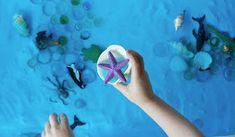 Simple Small Worlds: Fizzing Hidden Ocean World