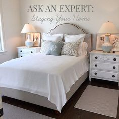 Home staging tips Learn how to staging a house / home before and after cost for a quick sale on a budget while living in it / an empty house. Sell Your House Fast, Selling Your House, Home Staging Tips, House Staging Ideas, Decorating Ideas, Decor Ideas, Decorating Websites, Shabby, Buying A New Home