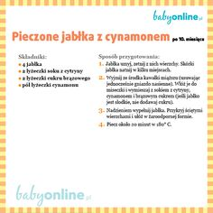 Pomysły na smaczne i zdrowe deserki dla niemowlaka, które łatwo i szybko możesz przygotować w domu Baby Cooking, Cooking With Kids, Baby Food Recipes, Healthy Recipes, Physical Activities, Fett, Baby Care, Wellness, Vogue Kids