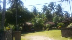 The only small-warm-clean cottage in Ranca Buaya beach, West Java.