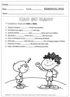 Atividades de Português 4° anodesenvolvido para oferecer uma proposta coerente e eficaz naformação