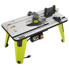 Ryobi Universal Router Table-A25RT03 - The Home Depot