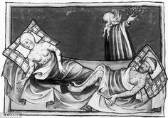 Bubonic Plague -- Middle Ages