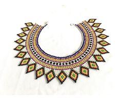 Chaquiras Jewelry, Design, Feminine, Women, Beads, Necklaces, Bijoux, Jewlery, Jewels
