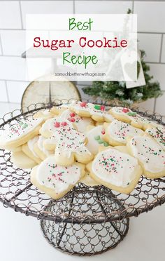Best Sugar Cookie Recipe   So Much Better With Age