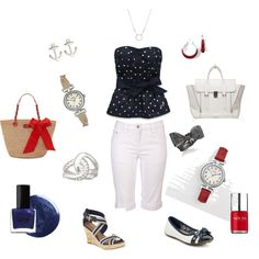 ATale of Two Shoes, created by kbela on Polyvore