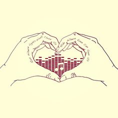 A tattoo concept I'm playing with. #plur #rave #music #heart #love by Dave Mortensen, via Flickr