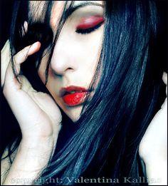 Feeling Blue2009 - reupload by ValentinaKallias on DeviantArt