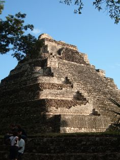 Chacchoben Mayan Ruins, Costa Maya, Mexico - where did they go? So interesting to visit