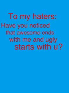 #hihaters