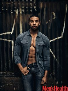 Jordan para Men's Health Magazine por Art Streiber Male Fashion Trends: Michael B. Jordan para Men's Health Magazine por Art StreiberMale Fashion Trends: Michael B. Michael B. Jordan, Michael B Jordan Shirtless, Men's Health Magazine, Sean O'pry, Men Looks, Black Panthers, Usa Shirt, Friday Night Lights, Handsome Black Men