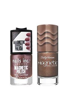 Fall Nail Polish Trends- Magnetic Polish