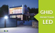 proeictor led iluminat led ieftin exterior cu led led-box.ro