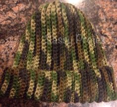 A personal favorite from my Etsy shop https://www.etsy.com/listing/215004695/adult-camouflauge-cap