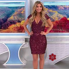 Amber Lancaster - The Price Is Right (2/7/2018) ♥️