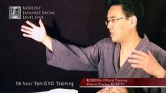 KOBIDO®: How to Practice KOBIDO Facial, a short clip from 16 hour instru...