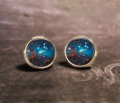 Space Earrings: 18+ earrings for geeky girls